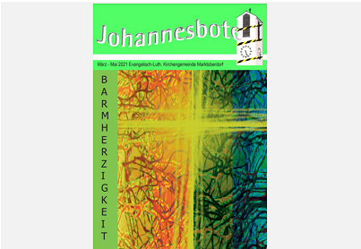 Johannesbote (März 2021)
